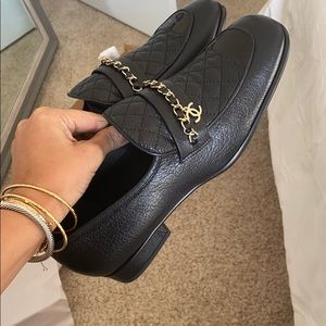 Chanel Mocassin Loafers